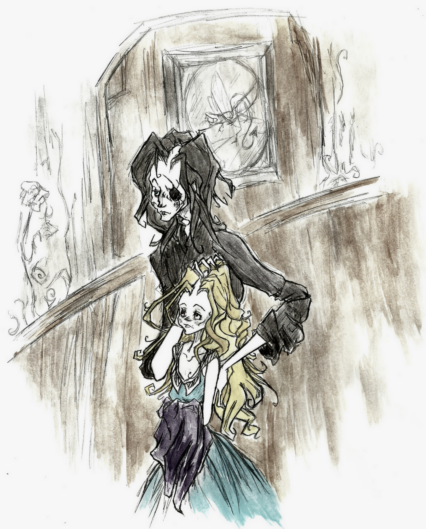Stayne and Alice