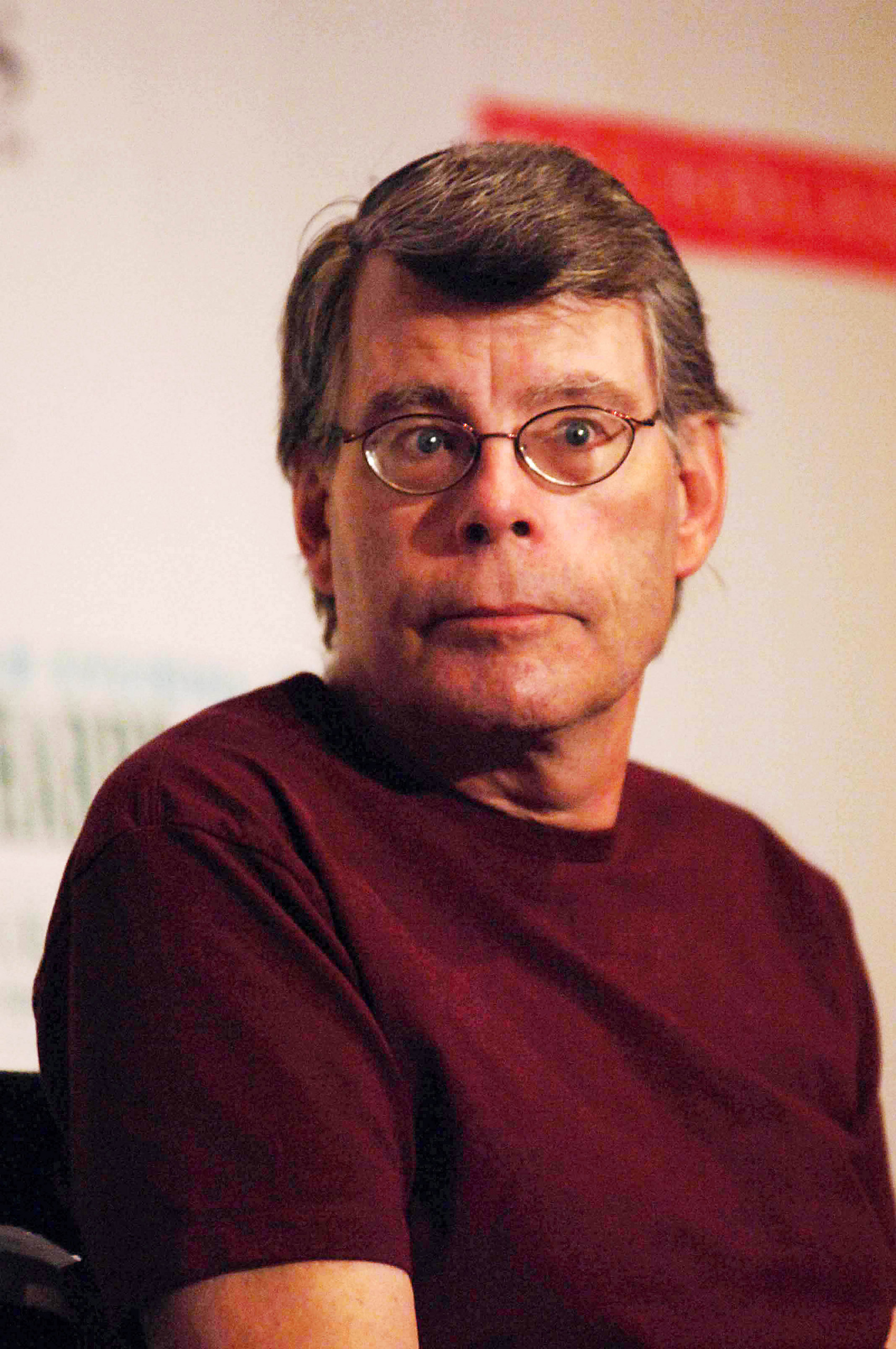 stephen king The latest tweets from stephen king (@stephenking) author.