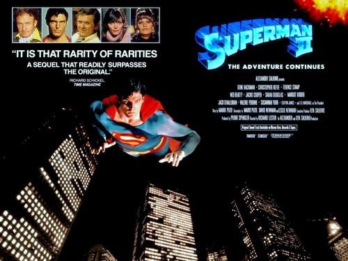 Superman Hintergrund titled Superman 2
