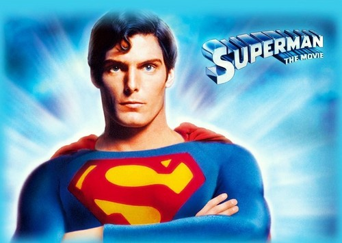 Superman wallpaper probably containing a portrait entitled Superman