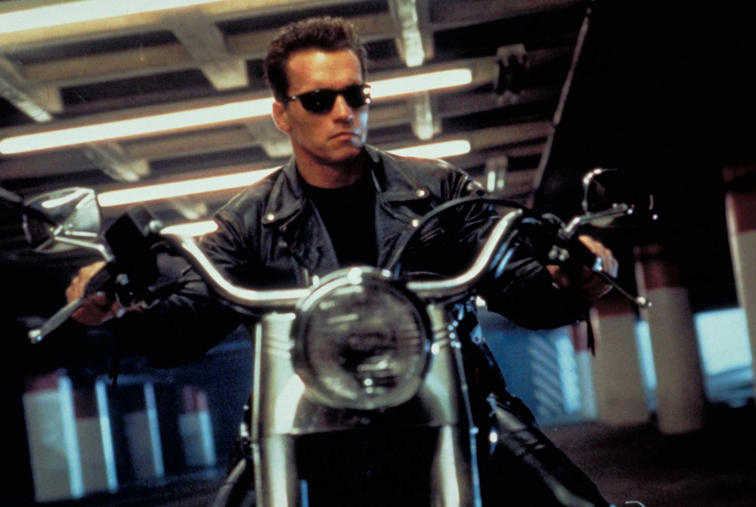 Terminator 2: Judgement Day T2