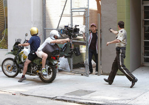 TWD Season 1 Bangtan Boys photo