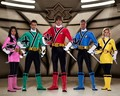 Team pick - power-rangers-samurai photo