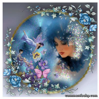 The Mirror of the Fairy