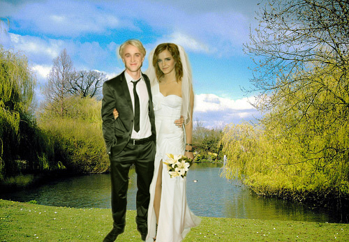 Tom Felton & Emma Watson images Tom & Emma being husband