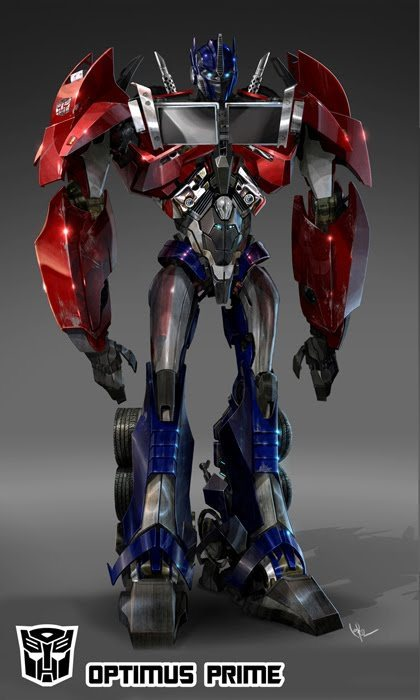 Favorite optimus prime design off topic comic vine - Optimus prime dessin ...