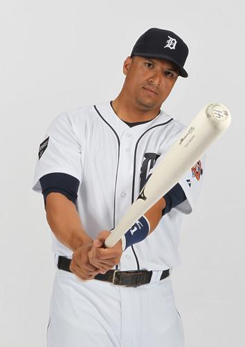 Victor Martinez 2011 picha siku DET