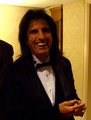 Waiting to be inducted into the R&amp;R Hall of Fame II - alice-cooper photo