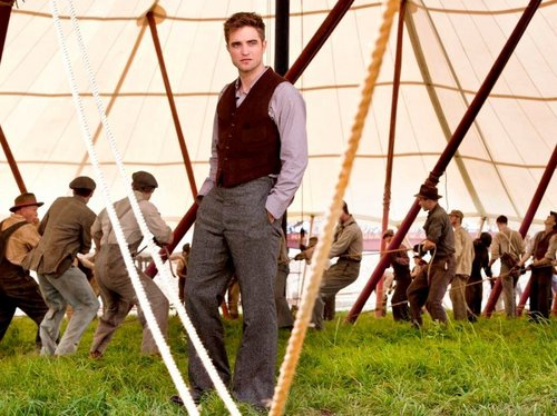 Water For Elephants: Jacob Still Now in HQ !