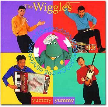 Wiggles CD cover