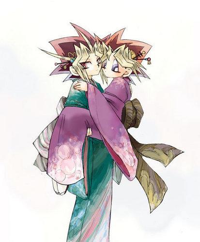 Yami x Yugi