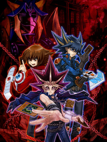 Yu-Gi-Oh wolpeyper probably with anime entitled Yu-Gi-Oh