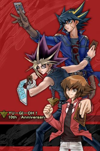 Yu-Gi-Oh fond d'écran containing animé called Yu-Gi-Oh