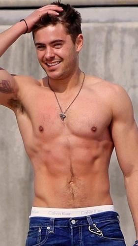 Zac Efron So Sexy