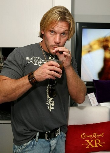 chris jericho :)