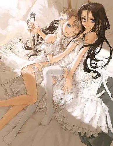 girls yuri