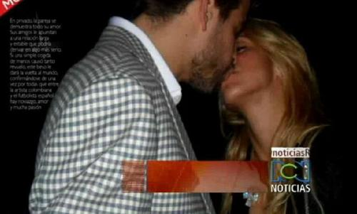 hot birthday pique shakira messi - shakira-and-gerard-pique Photo
