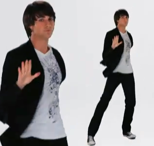 """james maslow video of """"oh yeah"""""""