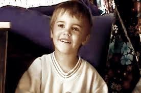 justin bieber as a cute baby♥♥♥