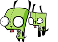 my drawing of Gir