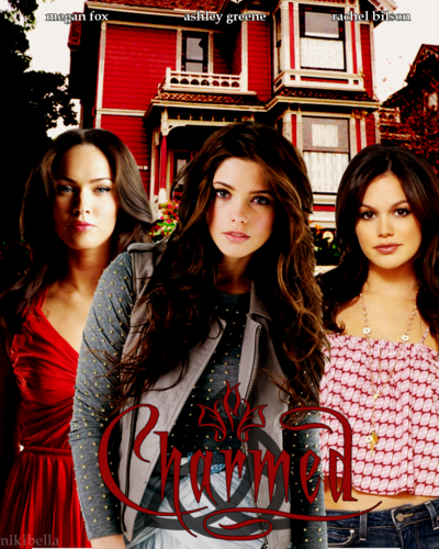my new Charmed