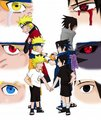 naruto &amp; sasuke - naruto-shippuuden photo