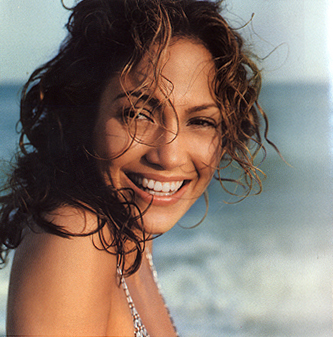 Jennifer Lopez Photoshoot on Jennifer Lopez On The 6 Photoshoot