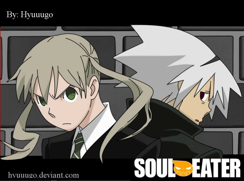soul eater and maka - photo #34