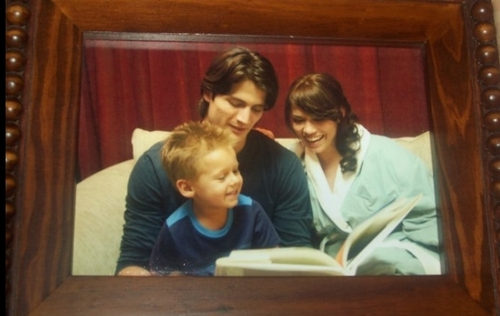 pictures from the Naley house
