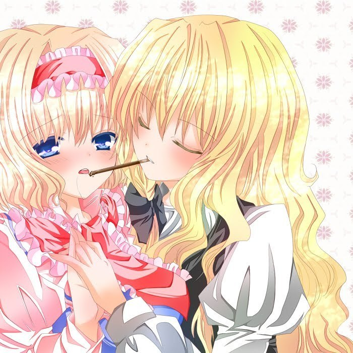 Yuri Manga&ampAnime Prettycure