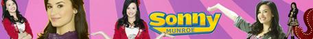 Sonny Munroe фото entitled spot banner
