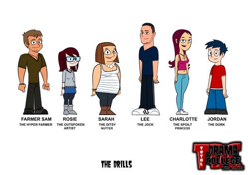 the drills