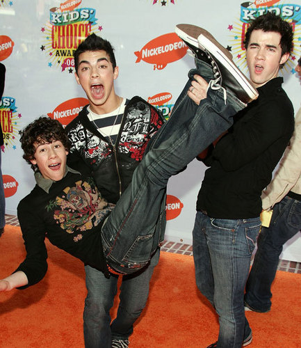 Boy Band Voltron Legs Jonas Brothers