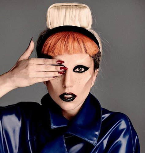 ‎I-D Magazine  - lady-gaga Photo
