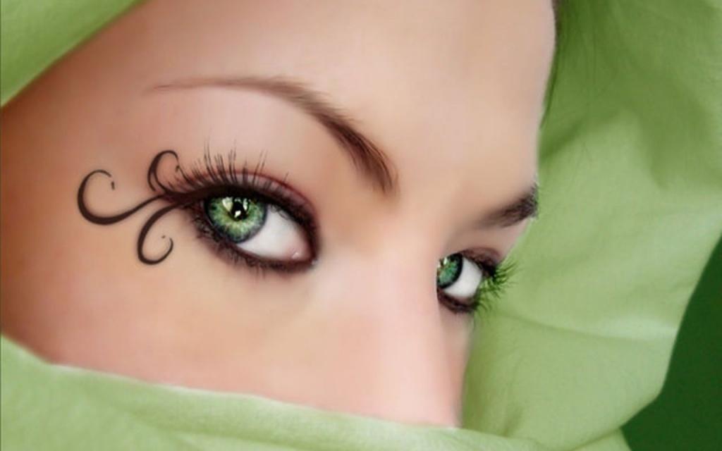 Green Eye People With Green Eyes Photo 20237663 Fanpop