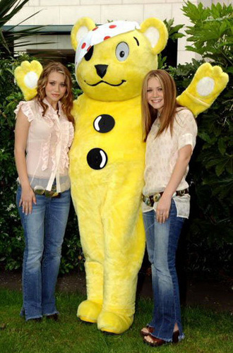 2002 - BBC For Children In Need Foundation