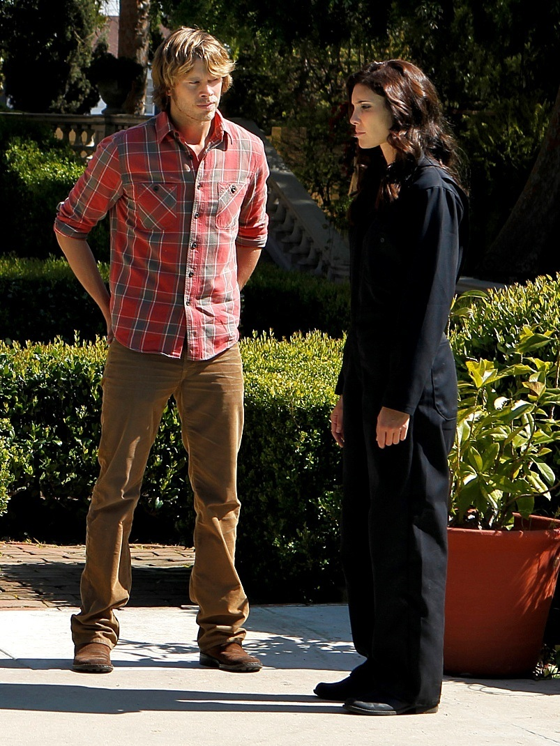 kensi and deeks relationship fanfiction archive