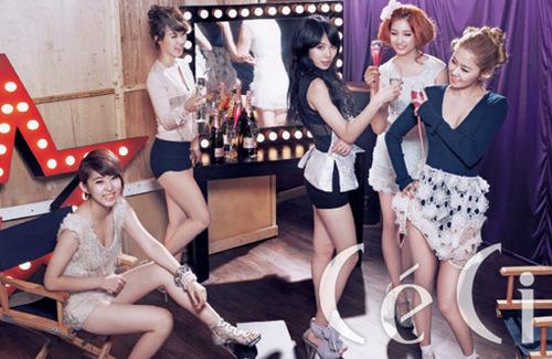 4Minute For Ceci 2011