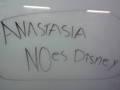 ANASTASIA ISN'T DISNEY
