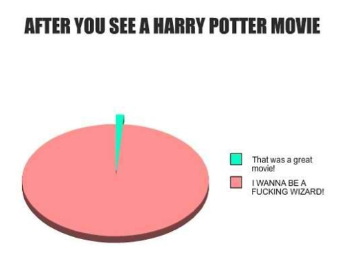 After আপনি See A Harry Potter Movie