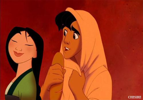 Aladdin/Mulan