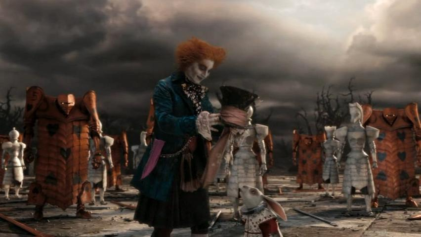Movies alice in wonderland 2010