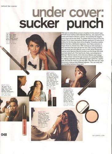 April 2011 Nylon Magazine