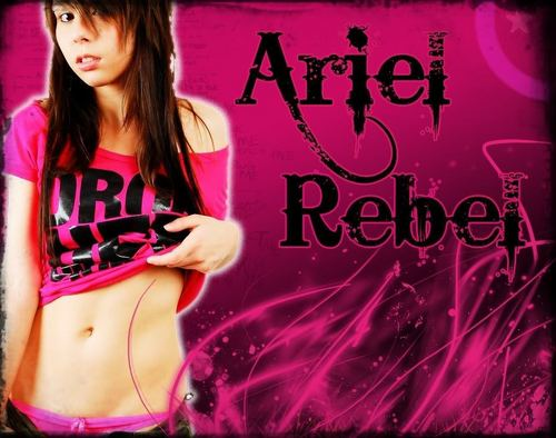 Ariel वॉलपेपर