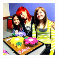 At my baby sis' 8th bday party! - hayley-williams photo