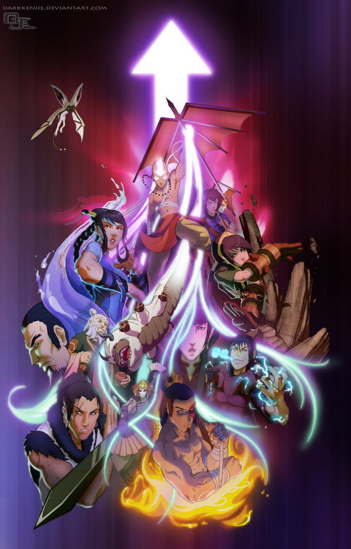 Avatar the last airbender avatar season 4