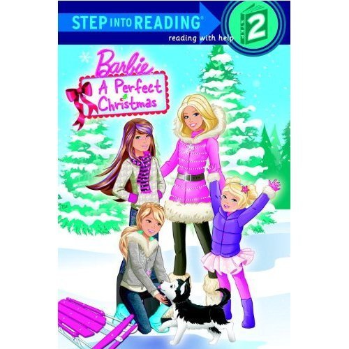 Barbie A Perfect pasko book