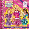 बार्बी Princess Charm School book