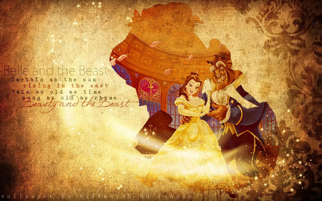 Beauty and the Beast images Beauty and the Beast HD wallpaper and