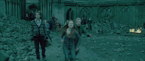 Bonnie in Harry Potter and the Deathly Hallows Part 2!